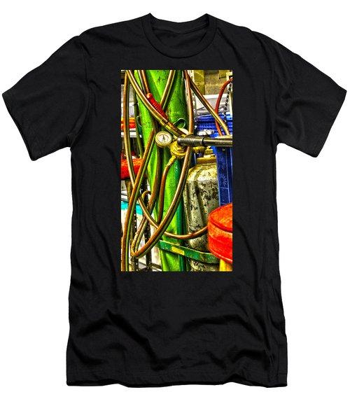 Torch Me Men's T-Shirt (Athletic Fit)