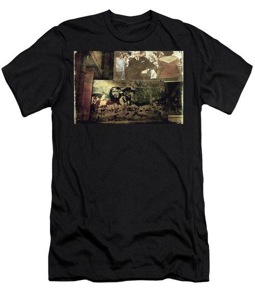 Torino, Cinema Museum Men's T-Shirt (Athletic Fit)