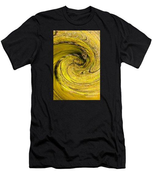 Tornado Men's T-Shirt (Slim Fit) by Marilyn Carlyle Greiner