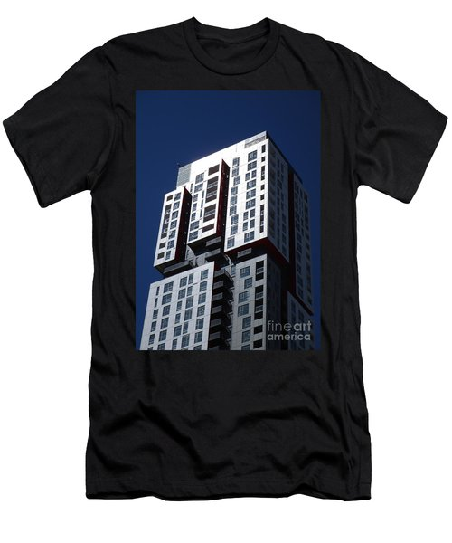 Toronto Skyscrapers 6 Men's T-Shirt (Slim Fit) by Randall Weidner
