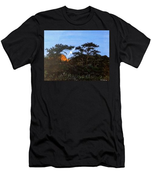 Torrey Pines In The Morning Men's T-Shirt (Athletic Fit)