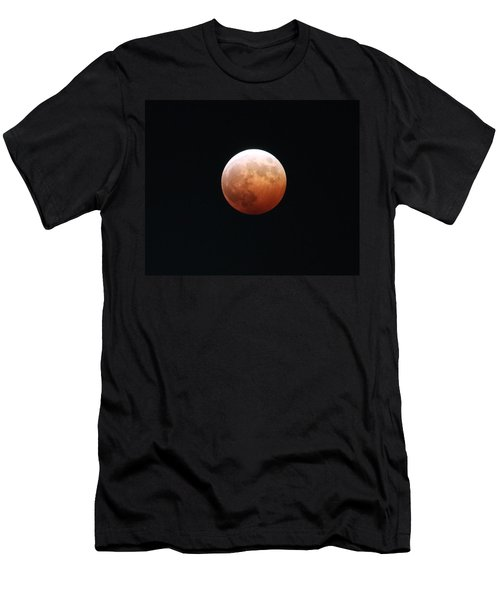 Total Eclipse Of The Moon Men's T-Shirt (Athletic Fit)