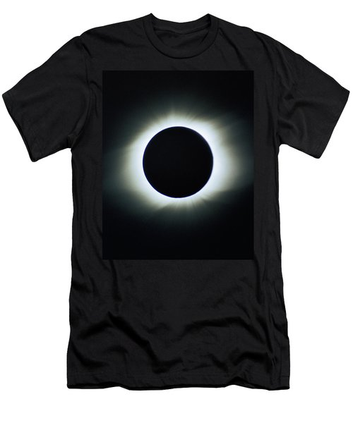 Total Solar Eclipse - Aruba 1998 Men's T-Shirt (Athletic Fit)