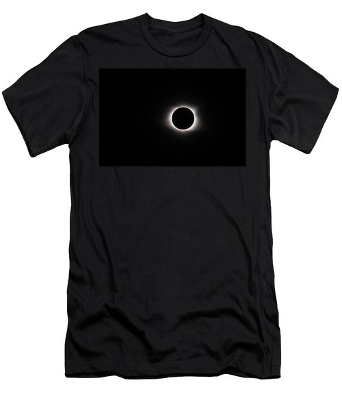 Men's T-Shirt (Athletic Fit) featuring the photograph Totality by Onyonet  Photo Studios