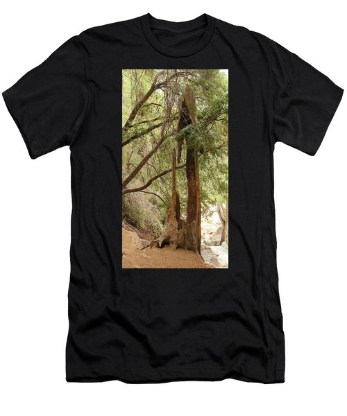 Totem Made By Nature Men's T-Shirt (Athletic Fit)