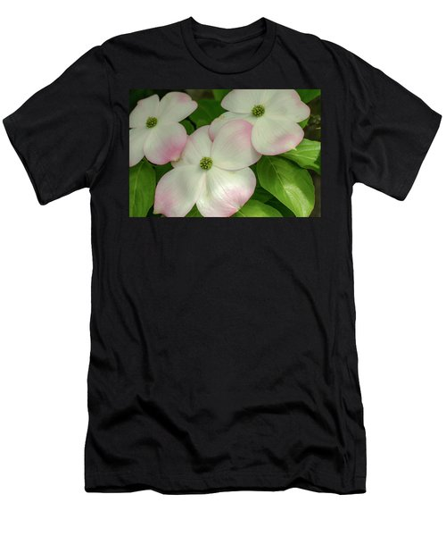 Touch Of Pink2 Men's T-Shirt (Athletic Fit)