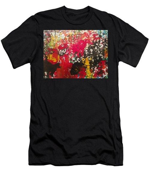Toulouse Lautrec Men's T-Shirt (Athletic Fit)
