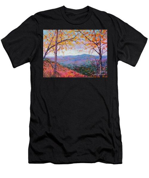 Toward Blue Ridge Men's T-Shirt (Athletic Fit)
