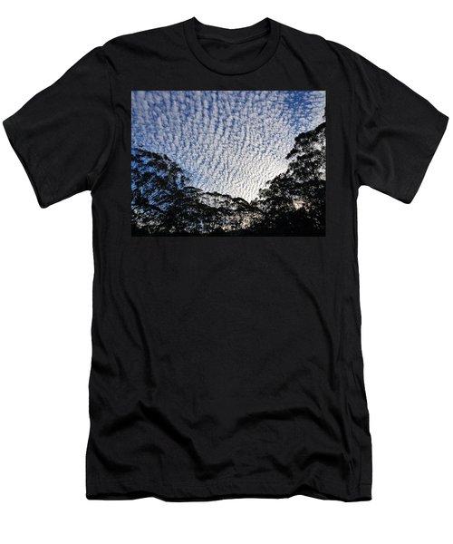 Towen Mountain  Men's T-Shirt (Athletic Fit)