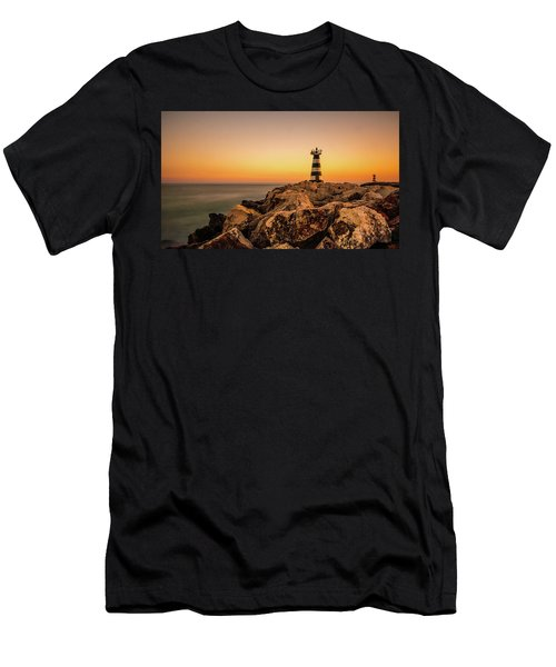 Tower Of Light Men's T-Shirt (Athletic Fit)