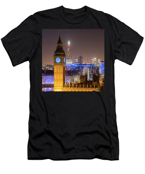 Towers Of London Men's T-Shirt (Athletic Fit)