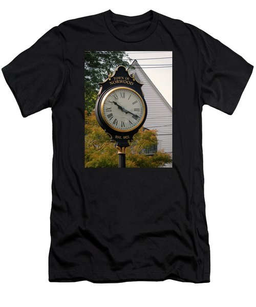 Town Landmark Men's T-Shirt (Athletic Fit)