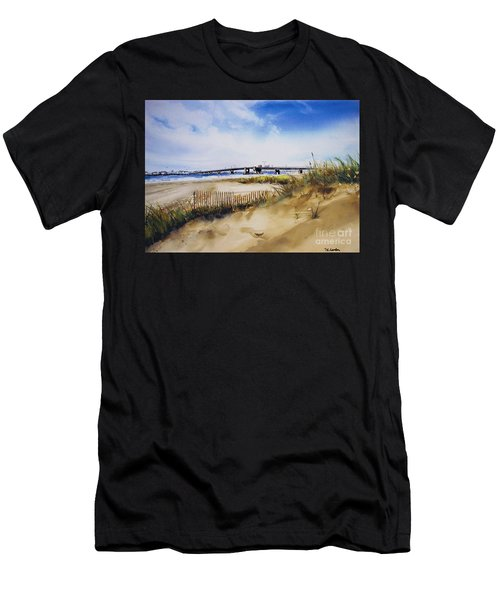 Townsends Inlet Men's T-Shirt (Athletic Fit)