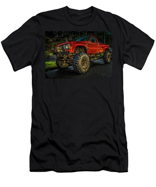 Toyota Grunge Men's T-Shirt (Athletic Fit)