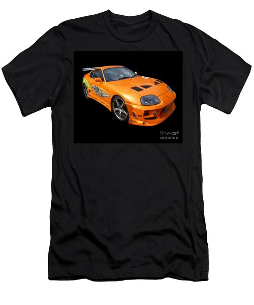Toyota Supra Men's T-Shirt (Athletic Fit)