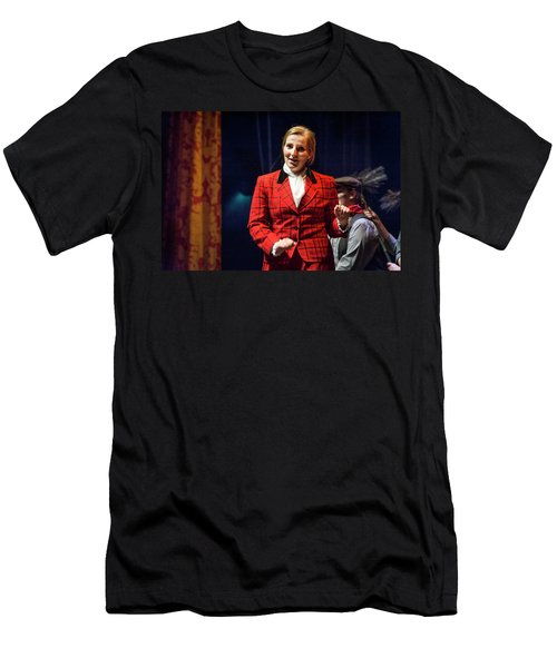 Tpa003 Men's T-Shirt (Athletic Fit)