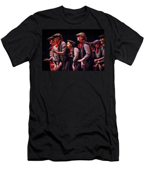 Tpa007 Men's T-Shirt (Athletic Fit)