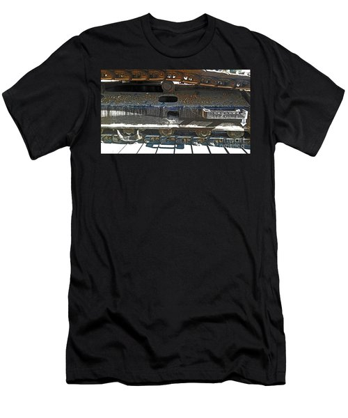 Tracks 24 Men's T-Shirt (Athletic Fit)