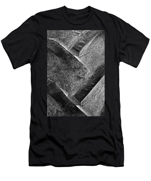 Tractor Tread Two Men's T-Shirt (Athletic Fit)