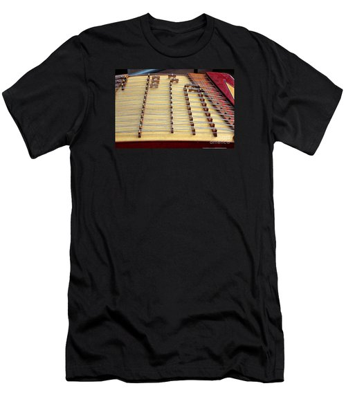 Traditional Chinese Instrument Men's T-Shirt (Athletic Fit)