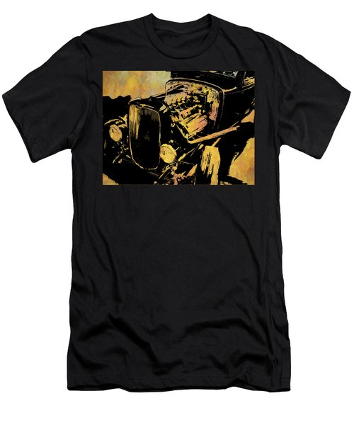 Traditional Hemi Rust Men's T-Shirt (Athletic Fit)