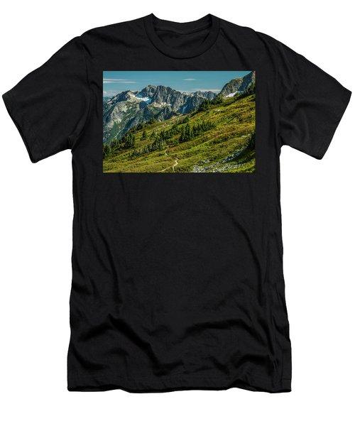 Trail Roaming Men's T-Shirt (Athletic Fit)