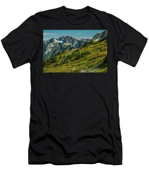 Trail Roaming Men's T-Shirt (Athletic Fit)