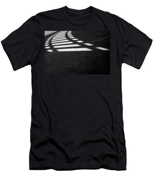 Light Rail 1 Of 1 Men's T-Shirt (Athletic Fit)