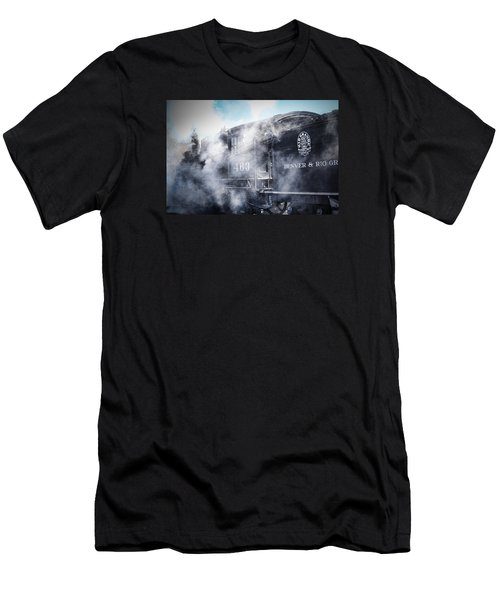 Train Engine 463 Men's T-Shirt (Athletic Fit)