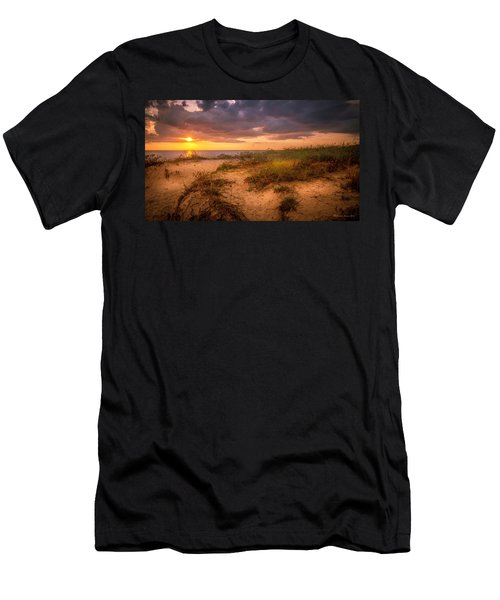 Tranquil Moment Men's T-Shirt (Athletic Fit)