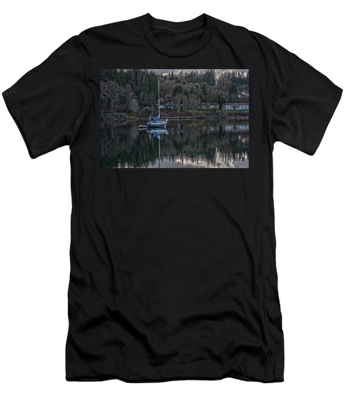 Tranquility 9 Men's T-Shirt (Athletic Fit)