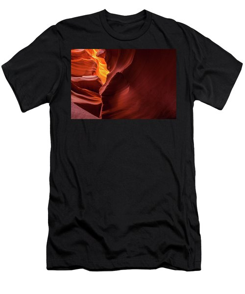 Tranquility - Antelope Slot Canyon Men's T-Shirt (Athletic Fit)