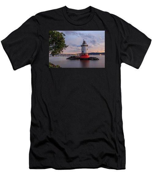 Tranquility Men's T-Shirt (Slim Fit) by Anthony Fields