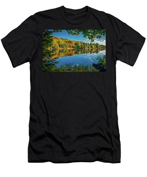 Tranquillity  Men's T-Shirt (Athletic Fit)