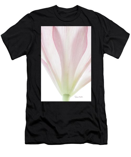 Transparent Lilly II Men's T-Shirt (Athletic Fit)