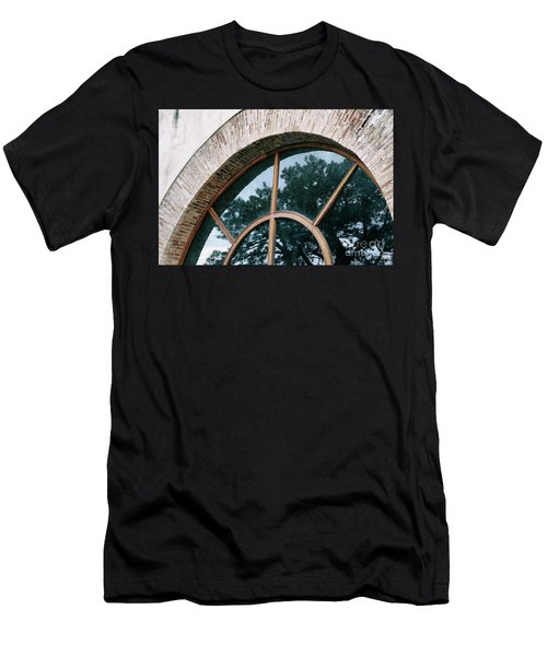 Trapped Tree Men's T-Shirt (Athletic Fit)