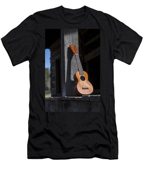 Travel Light Men's T-Shirt (Athletic Fit)