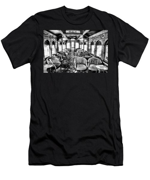 Men's T-Shirt (Slim Fit) featuring the photograph Traveling In Style by Paul W Faust - Impressions of Light