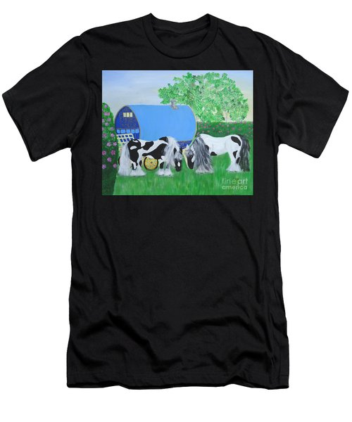 Travelling Light Men's T-Shirt (Athletic Fit)