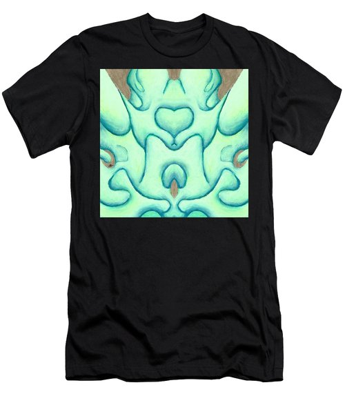 Travels Of The Mind Men's T-Shirt (Athletic Fit)
