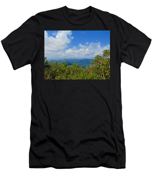 Tray Mountain Summit - South Men's T-Shirt (Athletic Fit)