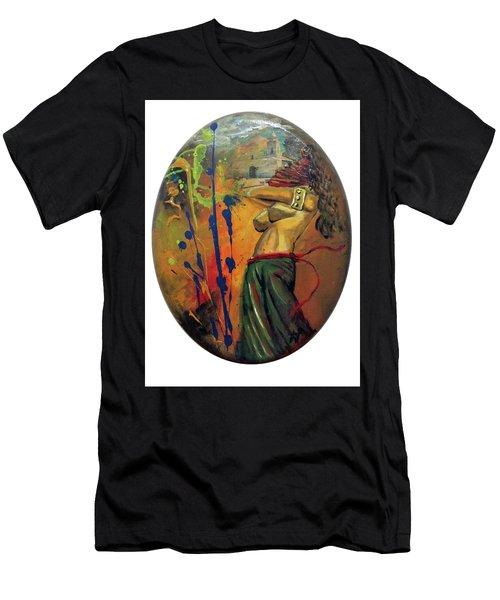 Trayectos Men's T-Shirt (Athletic Fit)