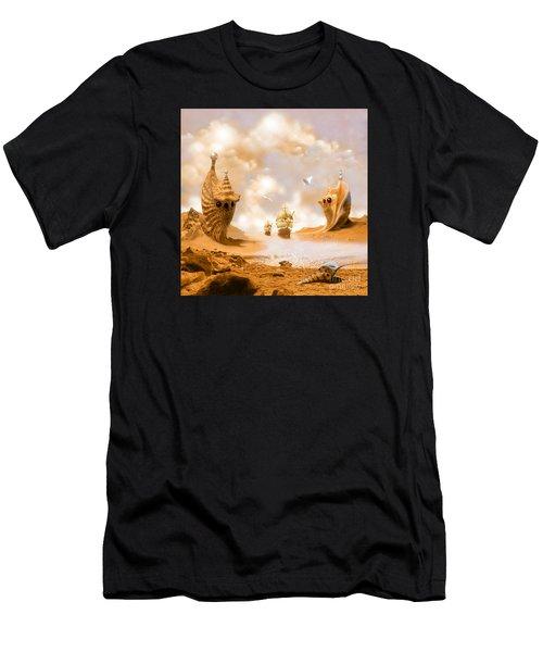 Treasure Island Men's T-Shirt (Athletic Fit)