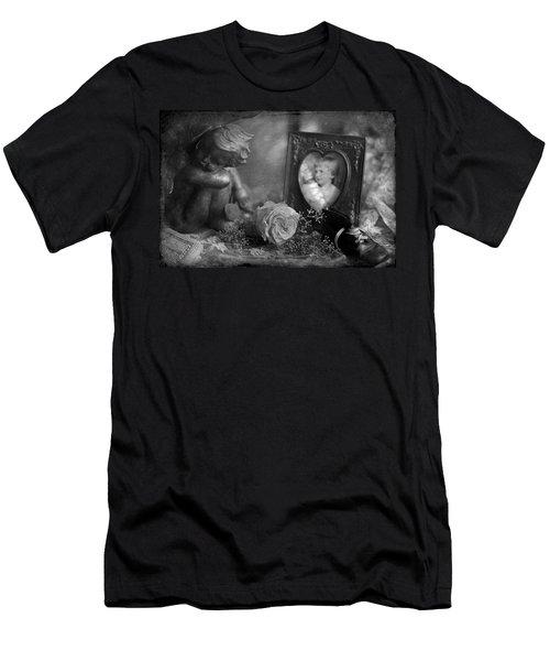 Treasured Memories Men's T-Shirt (Athletic Fit)