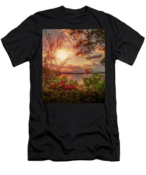 Treasures In Nature Men's T-Shirt (Athletic Fit)