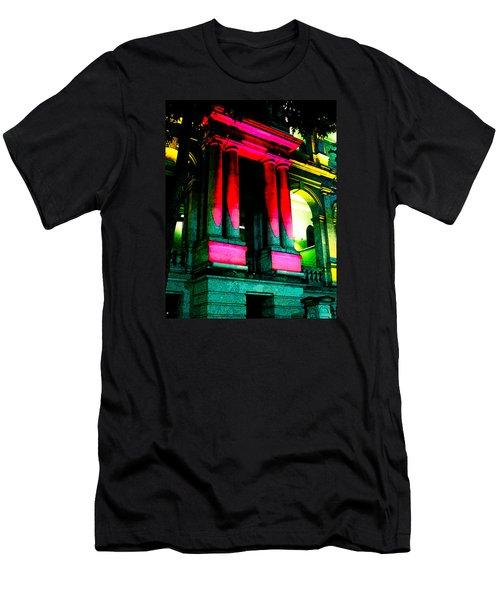 Treasury Casino Men's T-Shirt (Athletic Fit)