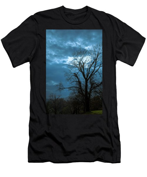 Tree # 23 Men's T-Shirt (Athletic Fit)