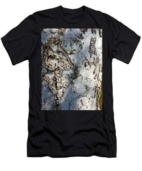 Tree At Pitt Street Pier Men's T-Shirt (Athletic Fit)