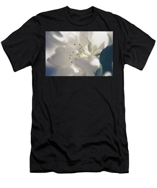 Tree Blossoms Men's T-Shirt (Athletic Fit)