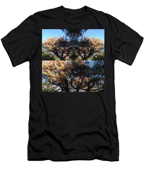 Tree Chandelier Men's T-Shirt (Athletic Fit)